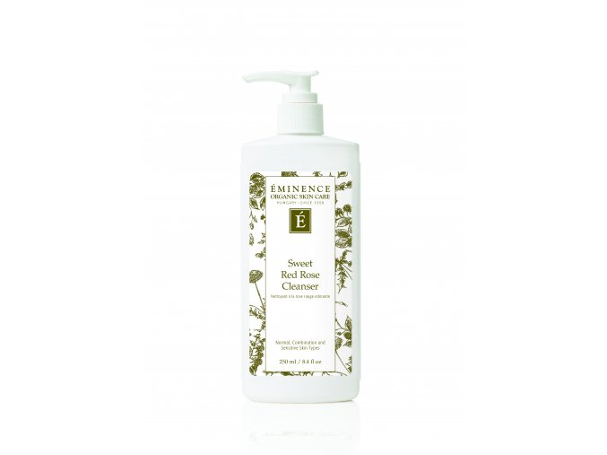 Sweet Red Rose Cleanser